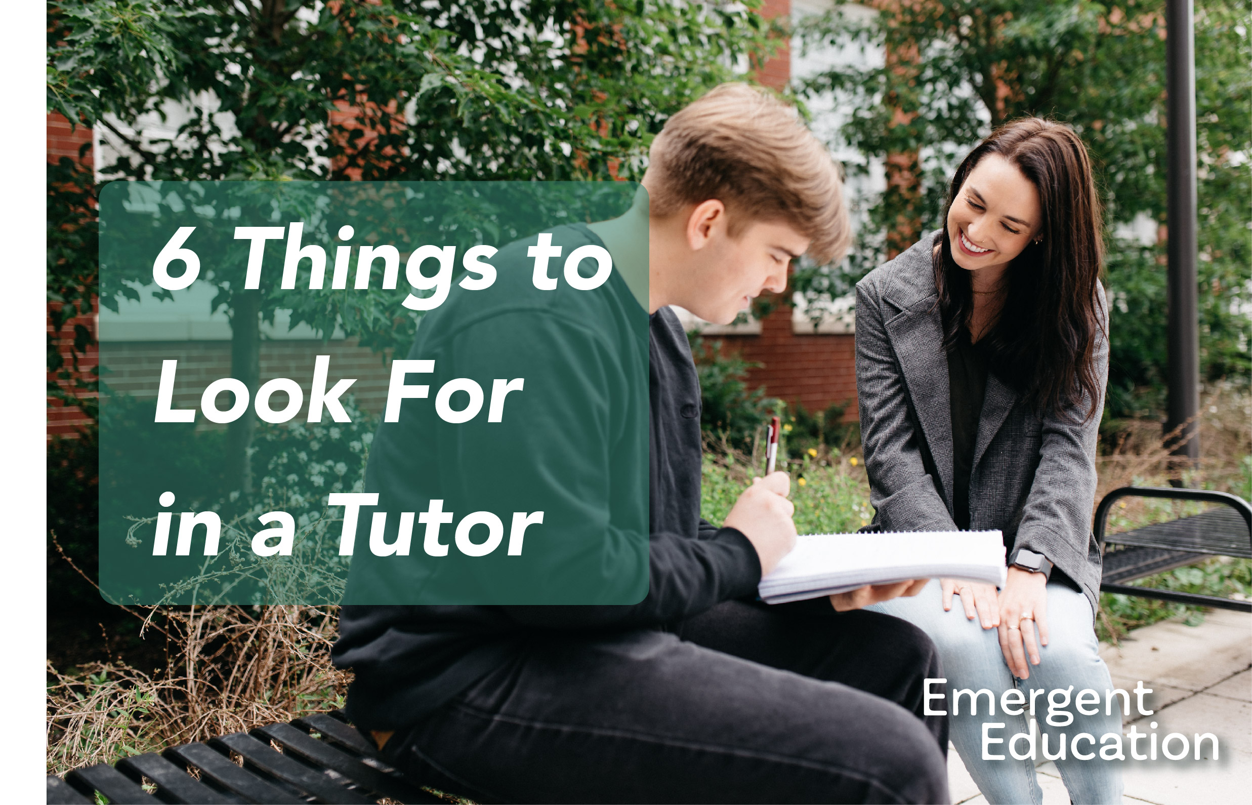Finding a Tutor during Covid-19: 6 Things to Look for